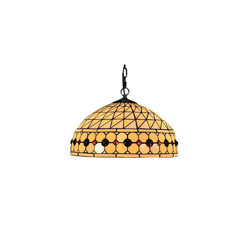 Tiffany Pendant Light with 2 Light in Warm Light - from $315.99