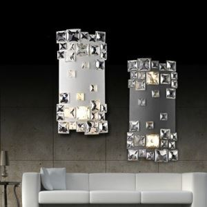 Modern/Contemporary Fasion Creative Crystal Wall Light -2Lights