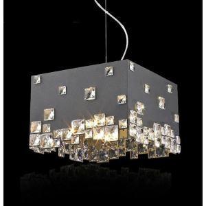 Modern/Contemporary Rectangular Fashion Creative Crystal Pendant Light-5lights