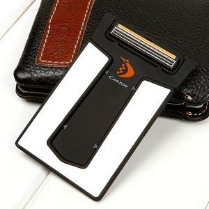 Ultra-portable Card Shaver (Comes With Two Blades)