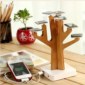 Tree Solar Mobile Charger