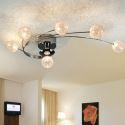 (For Sale) Modern Flush Ceiling Light Living Room Bedroom Lighting Idea