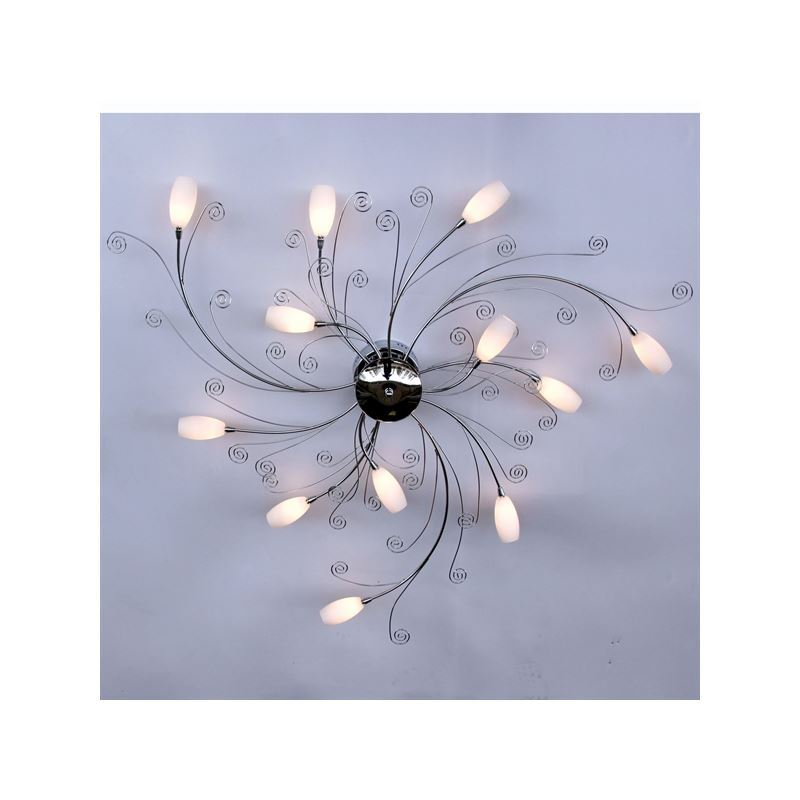 12 - Light Artistic Ceiling Light - from $282.99