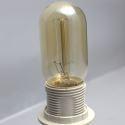 40W E27 Retro/Vintage Light Bulb T45 Halogen Bulbs