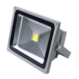 50W Grey Flood Light 4500LM NW/WW AC85-265V