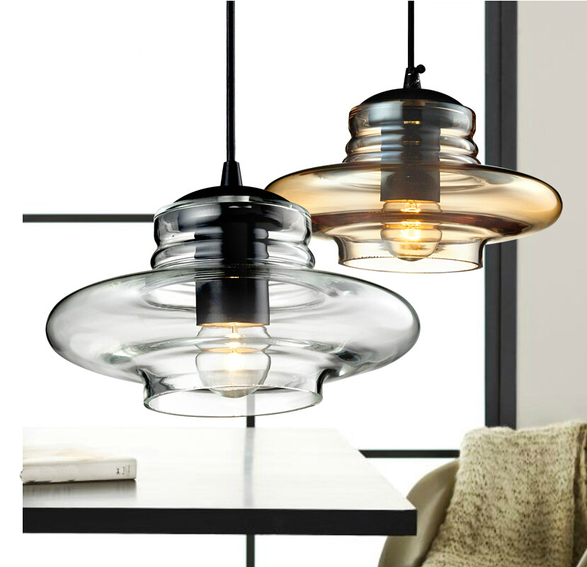 Industrial Retro American Country Style Mini Pendant Light