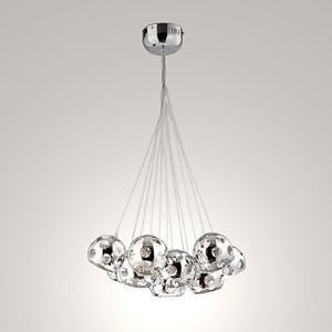 Pendant 13 Light Stylish Metal Electroplating
