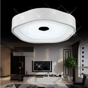 Flush Mounted LED Modern Night light Living Room Dining Room Lighting Ideas Kids Room Ceiling Lights