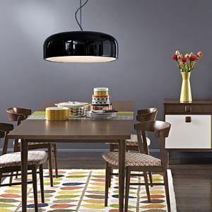 Modern Pendant Lights  Contemporary Bedroom  Dining Room Lighting Ideas  Study Room  Office Metal