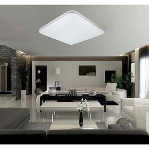 18W Flush Mounte LED Light Modern White Acrylic Energy Saving