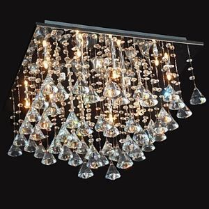 Diamond Pendant Crystal Chandelier