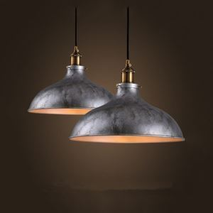 High Quality Pendant Light Iron Reminisced Pendant Lamp Loft Northern Europe American Vintage Retro Country Pendant Light