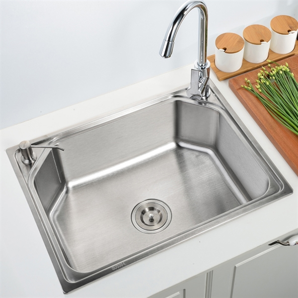 kitchen sink with faucet faucets kitchen sink kitchen sink single bowl 304 6045