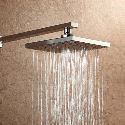 Square Rain Shower Head(A Grade ABS) 20x20cm
