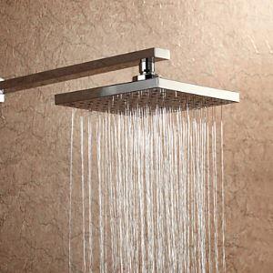 Square Rain Shower Head(A Grade ABS) 20x20cm