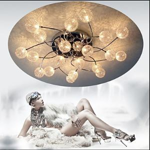 (In Stock) Simple Circular Ceiling lamps Iron Bedroom lamp Personality Hallway Restaurant lighting